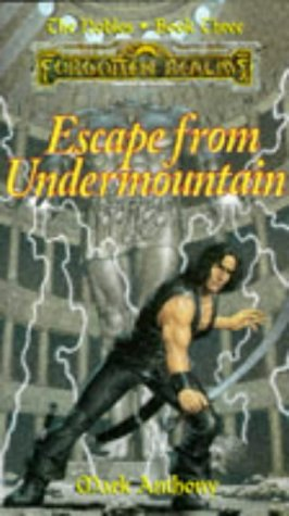 Escape from Undermountain, MARK ANTHONY