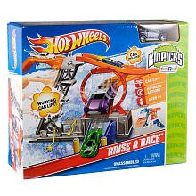 Hot Wheels kidpicks-Rinse and race