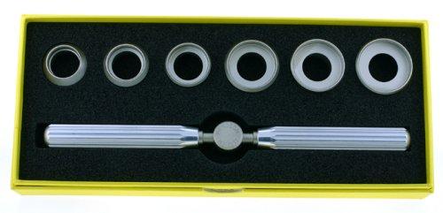 Bergeon 5537 W/ 6 Dies -Key For Rolex Watches