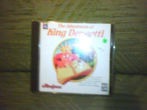 THE ADVENTURES OF KING DENGOTTI PC CD ROM WINDOWS 3.1/ MS DOS