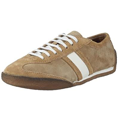 Clarks Othello Play Oakwood Suede 203392774035, Damen Sneaker, braun, (Oakwood Suede oakwood), EU 36 (UK 3 1/2)