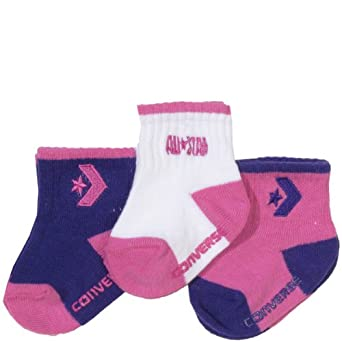 Amazon Converse Baby Socks for with Gripper Soles 6