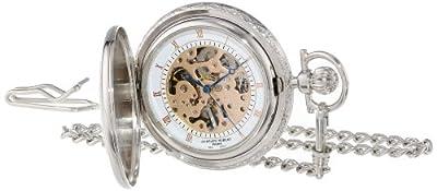 Charles-Hubert Pocket Watch 3805 Two Tone Hunter