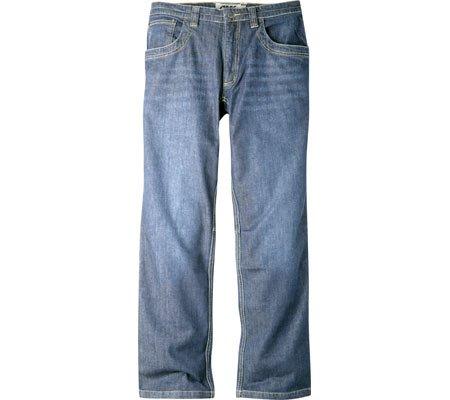 Mountain Khakis Men's Camber 109 Jean Classic Fit, Light Denim, 33 x 30