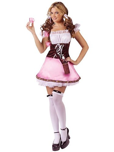 Beer Garden Girl Women's Sexy Costume