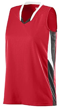 Buy Augusta Sportswear Ladies Wicking Duo Knit Attack Jersey by Augusta