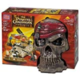 Mega Bloks Pirates of the Caribbean 1057-Brethren's Court Skull
