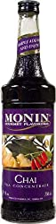 Monin Chai Tea Concentrate Syrup 750ml Bottle