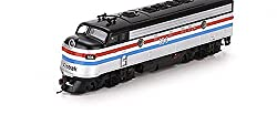 Athearn Ho Rtr F7 A, Amtrak 104