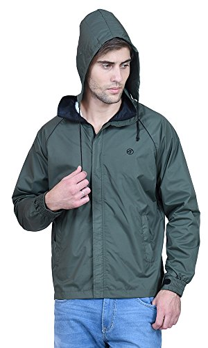 Forest-Club-Green-Hooded-Mens-ALL-TIME-WEAR-JACKET