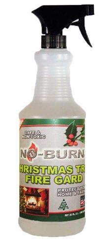 No-Burn 1019 Christmas Tree Fire Gard