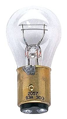 Sylvania Replacement Bulb 2057 *Pack of 10 Bulbs