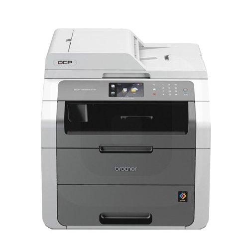 Brother DCP9020CDW Imprimante multifonction laser 16 ppm Wi-fi Noir/Gris