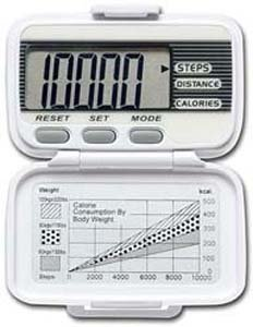 Cheap Lifesource 4 function Pedometer (XL-15)