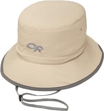 Amazon.com: Outdoor Research Men's Sun Bucket Hat, Khaki ...