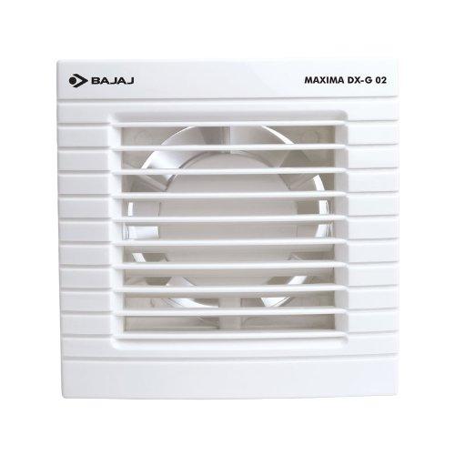 Bajaj Maxima DxI G02 Fresh 24-Watt Air Fan (White)