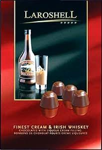 Laroshell Finest Cream & Irish Whiskey Chocolates ( 5.2 oz / 150 g )