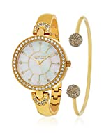 So & Co new York Reloj con movimiento japonés Woman GP16297 38.0 mm