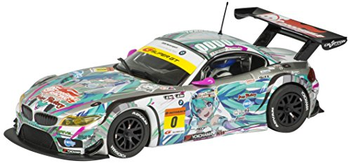 Scalextric C3625 BMW Z4 GT3 2012 Hatsune Miku Slot Car (1:32 Scale)