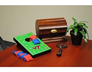 NCAA Virginia Tech Hokies Table Top Toss Game by Wild Sports