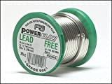 Frys Metals Lead Free Solder 3.25mm 99c - 250g Reel FRYLF250
