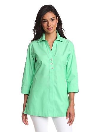 Foxcroft Women 39 S Pam Solid Shirt Cardinal 6 At Amazon