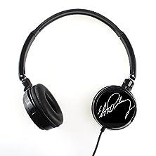 buy 1Fals022 Elvis Presley Signature Earphone Headphone Fashion Cartoon Stereo Sound