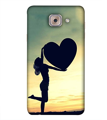 PrintVisa Designer Back Case Cover For Samsung Galaxy On Max (Women Crazy Beauty Beautiful Lovely)