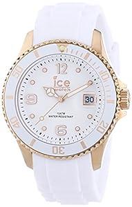 Ice-Watch Unisex-Armbanduhr Style white Analog Quarz Silikon IS.WER.U.S.13