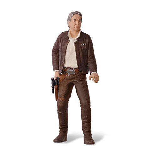Hallmark Keepsake Star Wars Han SoloOrnament 1.19-Inch by 4.27-Inch by x 1.83-Inch