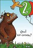 The Gruffalo Happy 2nd Birthday/Age 2 Card