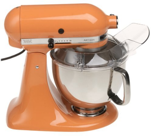 KitchenAid KSM150BTG Artisan Food Mixer Tangerine by Kitchen Aid