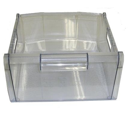Bosch Fridge Freezer Top Middle Drawer Basket With Handle Part No 353809