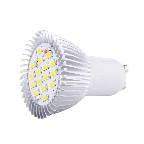 High Power 8W Gu10 Led Light 5630 Smd Ultra Bright Lamp Bulb Warm White 230V