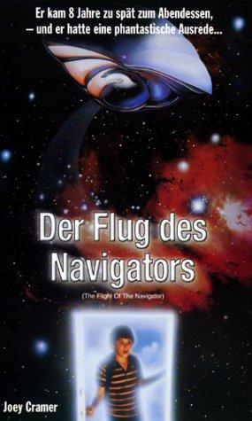 Der Flug des Navigators [VHS]