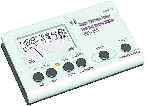 Intelli IMT-203 Violin Tuner  Thermo/Hygro Meter