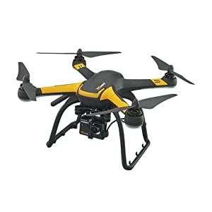 Hubsan X4 Pro FPV RTF w/LCD TX & w/1080P Camera 1 Axis Gimbal HBNE0020
