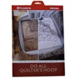 Husqvarna Viking Do It All Quilters Hoop 6 X 6 (150 X 150 Mm)