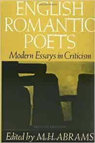 modern american poetry essays in criticism