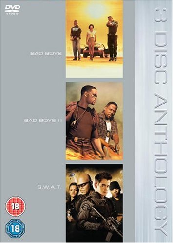 Bad Boys/Bad Boys 2/S.W.a.T. [Import anglais]