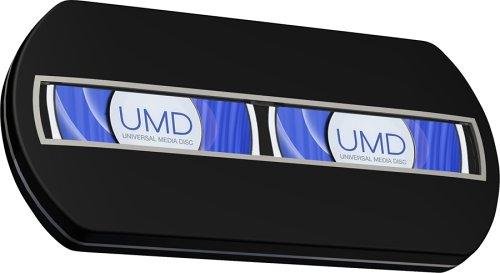 PSP UMD Manager Black - 1