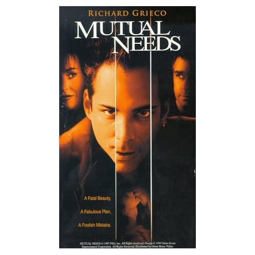 Mutual Needs [VHS] [Import USA]: Eric Scott Woods, Tricia Lee Pascoe