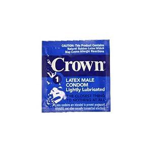 OKAMOTO Crown 100-Count Pack