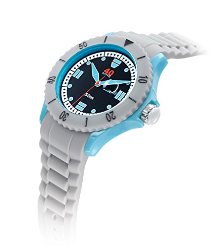 Mens Watch Blue Face