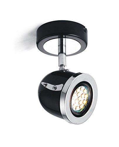 mstar spotbalken deckenspot led deckenstrahler deckenleuchte deckenlampe spots led strahler. Black Bedroom Furniture Sets. Home Design Ideas