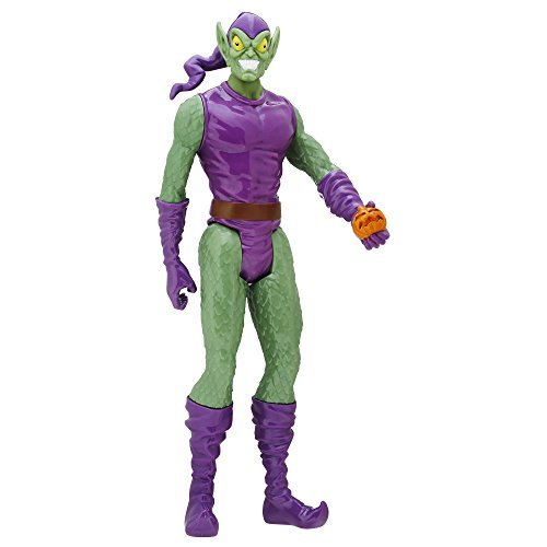 Ultimate Spider-Man vs. The Sinister Six: Titan Hero Series Green Goblin by Spider-Man