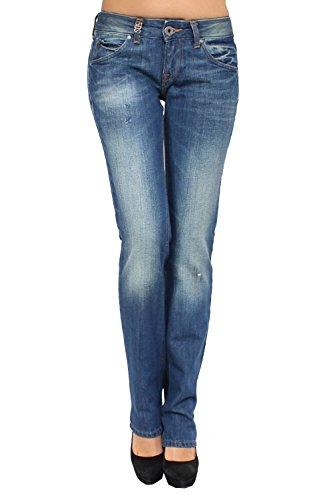 DSL55 - Jeans da Donna PARISKYSS - blu, W25