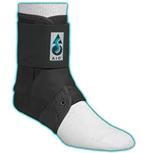 ASO Ankle Stabilizing Orthosis - Black - Medium