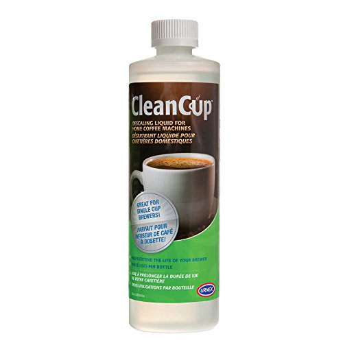 CleanCup Coffee Machine Descaling Liquid, 14oz Bottle (Coffee Maker Cleaners compare prices)