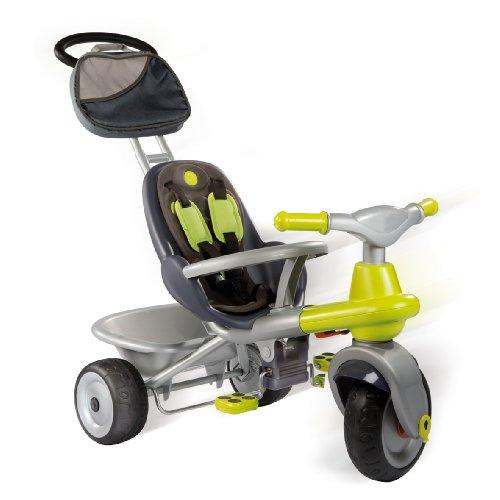 Imagen principal de SMOBY 414007 - Triciclo con barra de empuje
